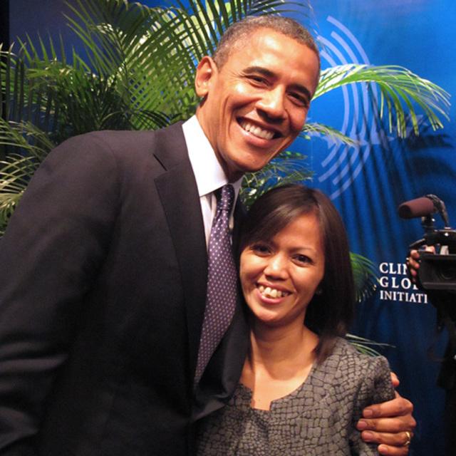 Ima Matul Maisaroh, Mantan TKI yang Jadi Penasihat Presiden Obama
